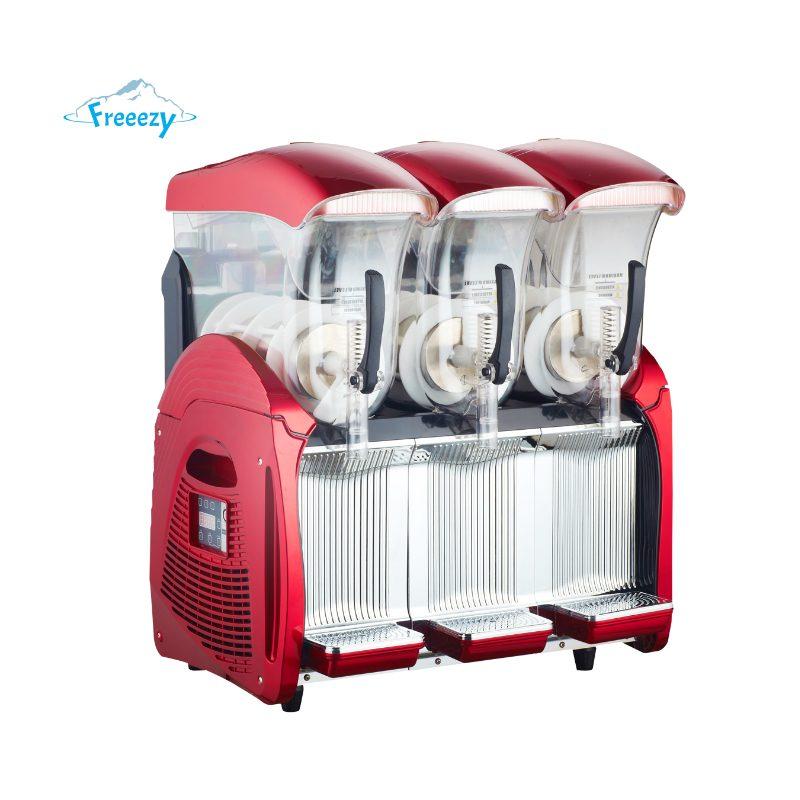 Slush Maschine 3x12 Liter