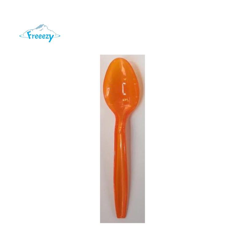 lyžice-oranžové