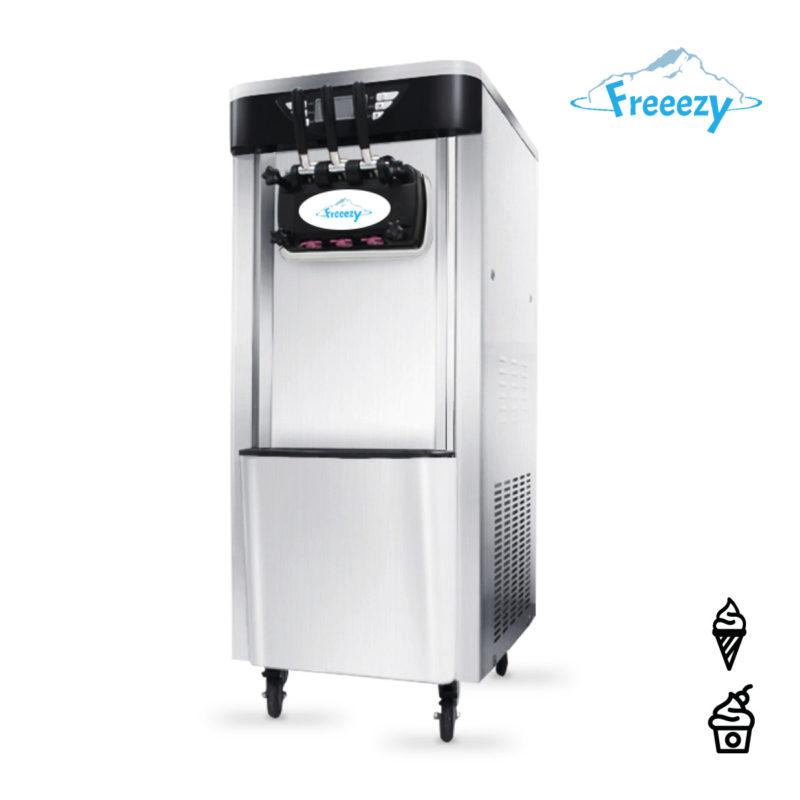 Freeezy softeismaschine
