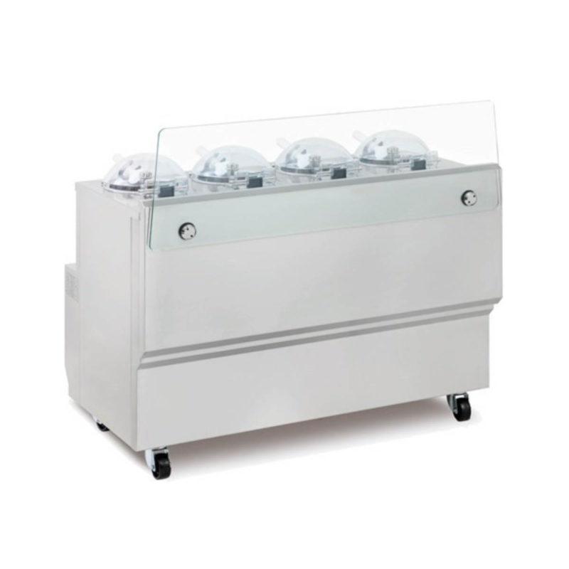 Frisch-Eis / Granita Maschine