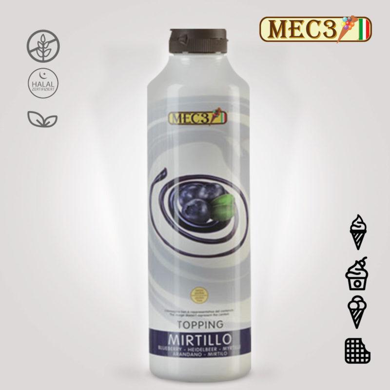 MEC3 topping sauce
