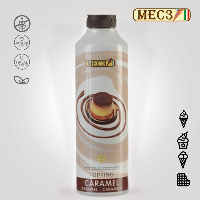 MEC3 topping karamell sauce
