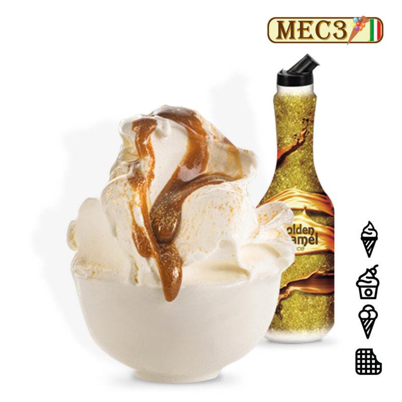 MEC3 Golden karamel sauce