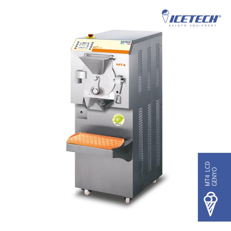 Speiseeis Maschine CETECH MT4 LCD GENYO