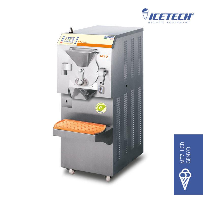 Speiseeis Maschine CETECH MT7 LCD GENYO