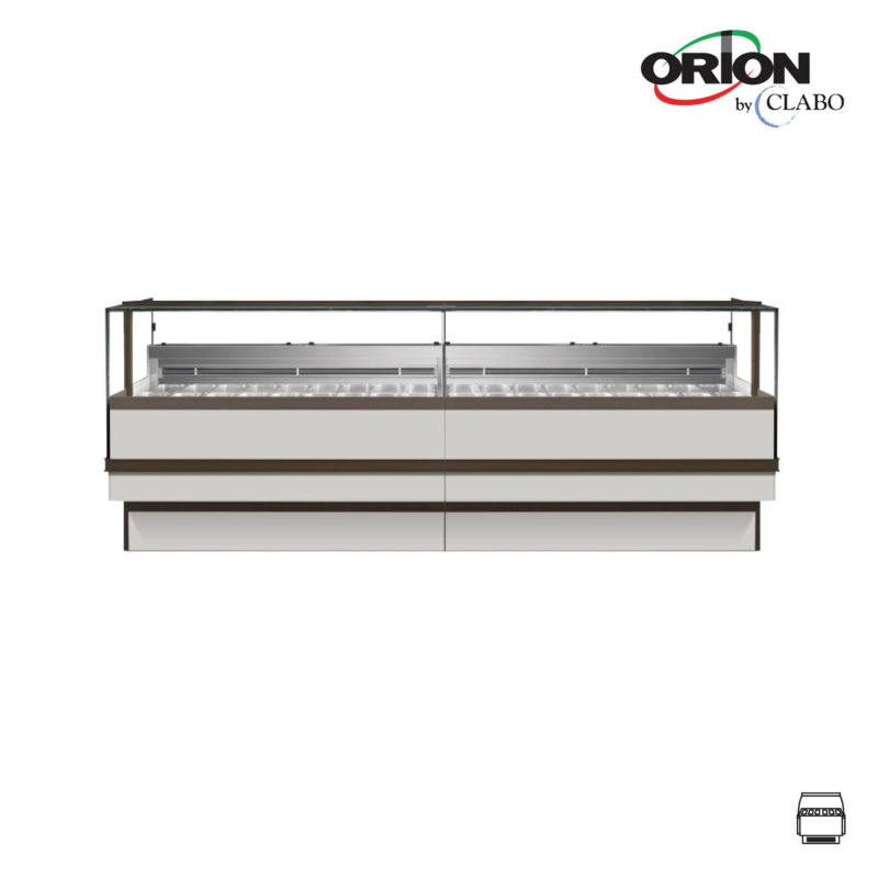 Orion Eisvitrine Nine G12