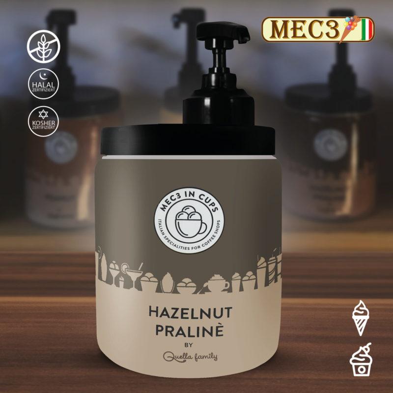 Hazelnut Praline von QUELLA