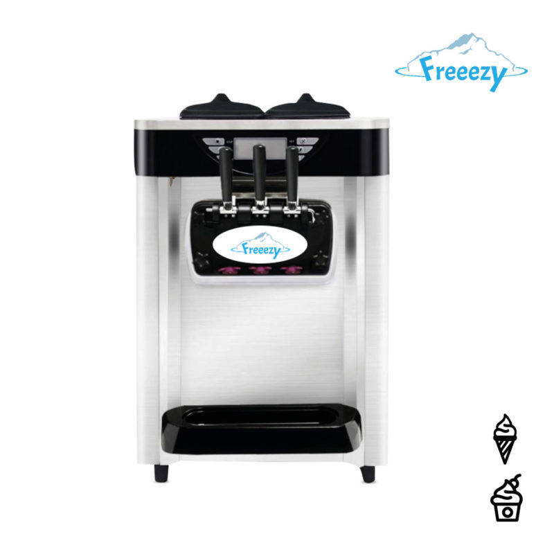 Softeismaschine gastro Freeezy STP25