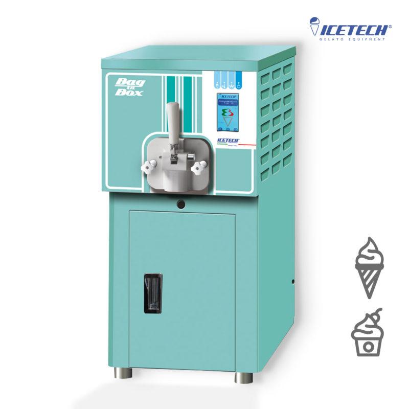 Softeismaschine / Frozen Yogurt Maschine Happy 1P BIB