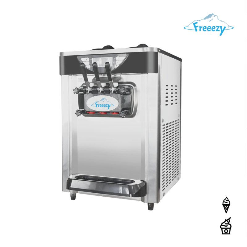 Softeismaschine Freeezy STP25